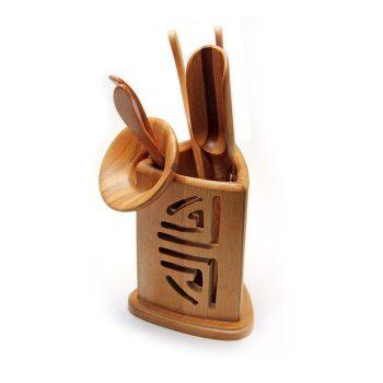 Инструменты для чайной церемонии (бамбук)