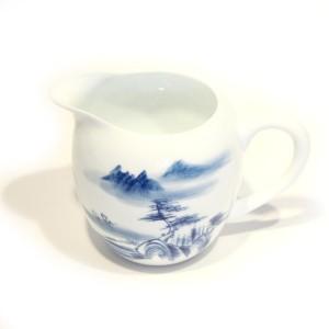 Купить фарфоровый чахай для чайной церемонии