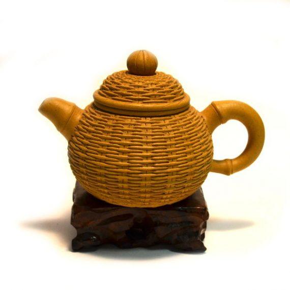 """Чайник из исинской глины """"Лютяо Куан"""""""