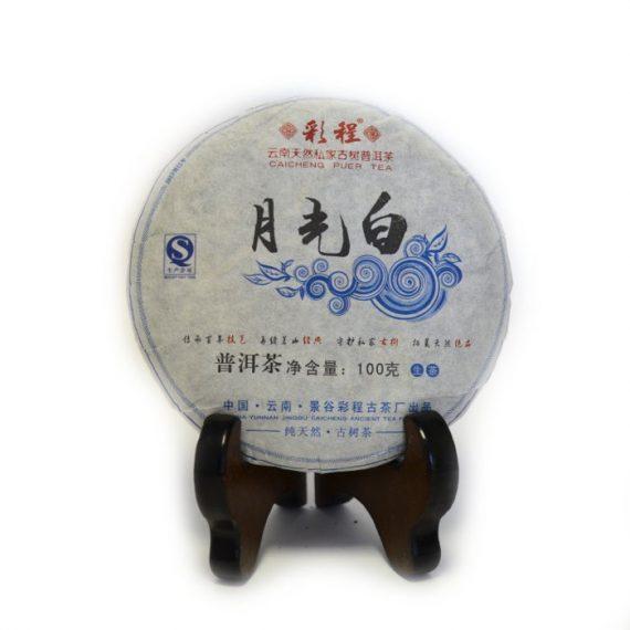 """Шэн пуэр """"Юэ Гуан Бай"""" 100 г. (2013 г.)"""