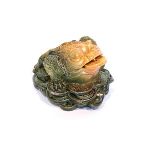 """Чайная игрушка """"Золотая жаба"""" 1"""