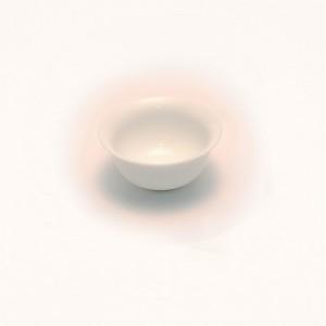 Пиала белая (фарфор) 1
