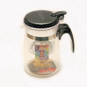 Чайник с кнопкой (изипот) 500 мл