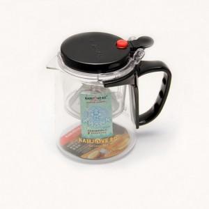 Чайник с кнопкой (изипот) 350 мл