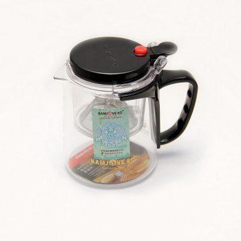 Чайник с кнопкой (изипот) 350 мл.