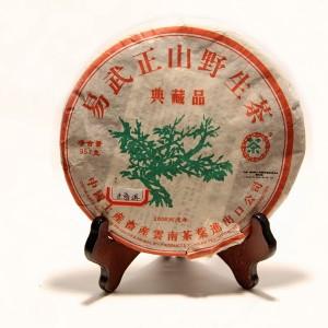 """Шэн пуэр """"И У Чжэн Шань"""" 357 г. (2006 г"""
