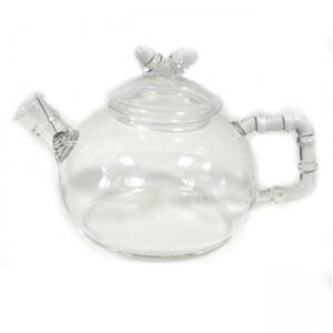 """Чайник """"Бамбук"""" (стекло) 800 мл"""