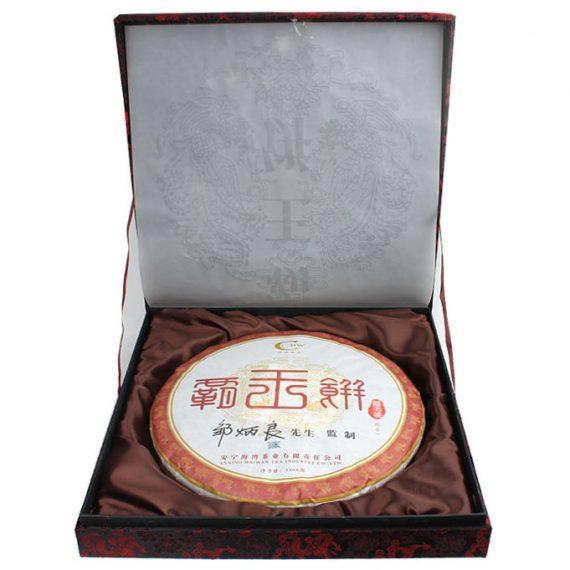 """Шу пуэр """"Ба Ван"""" блин 3 кг. (2012 г.)"""