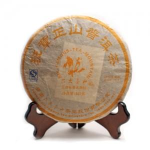 """Шэн пуэр """"Бань Чжан Шань"""" 357 г. (2012 г"""