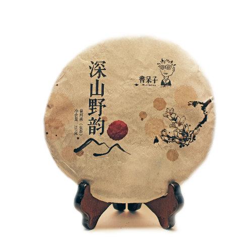 """Шэн пуэр """"Шэнь Шань Е Юнь"""" 357 г. (2012 г.)"""