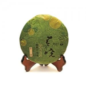 """Шэн пуэр """"Чжан Лан"""" 200 г. (2012 г"""