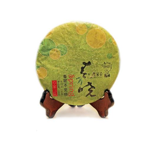 """Шэн пуэр """"Чжан Цзя Сань Дуй"""" 200 г. (2012 г.)"""